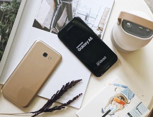 Galaxy A5 (2017) mở lối sáng tạo cho smartphone 8 triệu đồng - 2