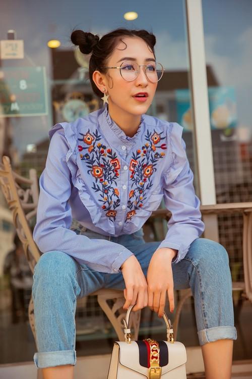 Gái đẹp xứ Huế gợi ý style soóc ngắn thay cho áo dài thùy mị - 5