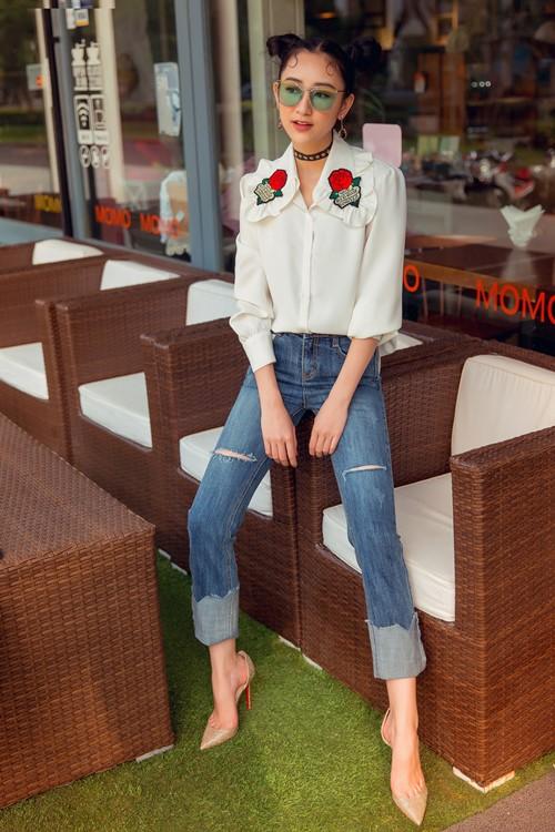Gái đẹp xứ Huế gợi ý style soóc ngắn thay cho áo dài thùy mị - 7