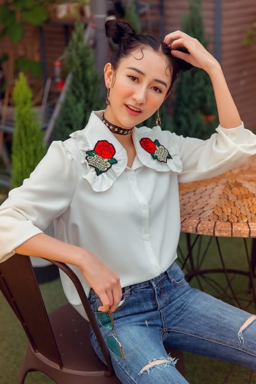 Gái đẹp xứ Huế gợi ý style soóc ngắn thay cho áo dài thùy mị - 6