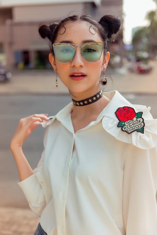 Gái đẹp xứ Huế gợi ý style soóc ngắn thay cho áo dài thùy mị - 8