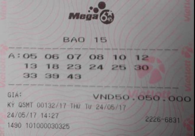 """Chính thức: Toàn bộ vé Vietlott """"bao lô"""" đều """"lọt khe"""" jackpot 112 tỉ - 2"""
