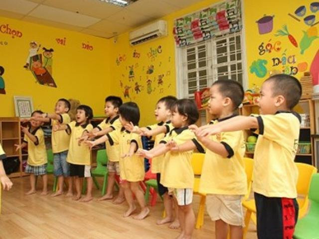 Giáo dục - du học - Trường mầm non thu học phí hè phải thỏa thuận với phụ huynh