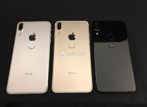 Phát rồ trước hình ảnh xấu xí của iPhone 8 - 2