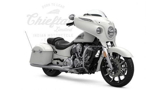 Chieftain Limited sẽ được bổ sung 4 tùy chọn màu mới - 2