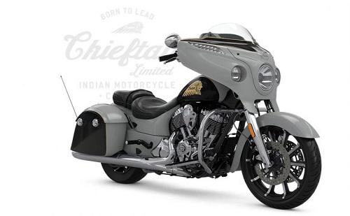 Chieftain Limited sẽ được bổ sung 4 tùy chọn màu mới - 3