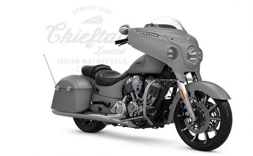 Chieftain Limited sẽ được bổ sung 4 tùy chọn màu mới - 4