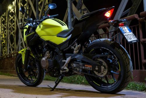 2017 Honda CBR500R và CB500F màu mới, giá không đổi - 1