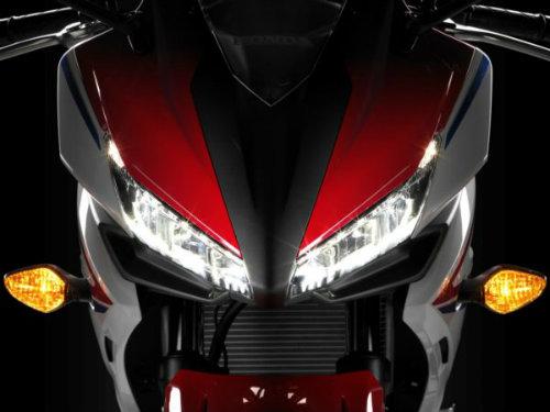 2017 Honda CBR500R và CB500F màu mới, giá không đổi - 2