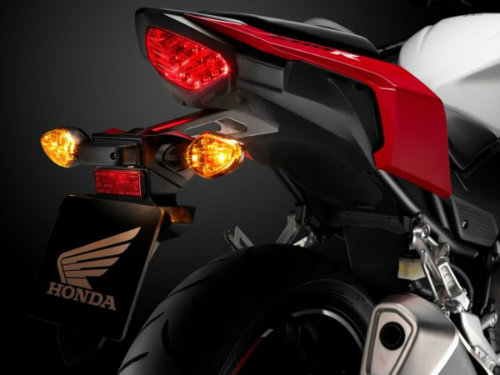 2017 Honda CBR500R và CB500F màu mới, giá không đổi - 3