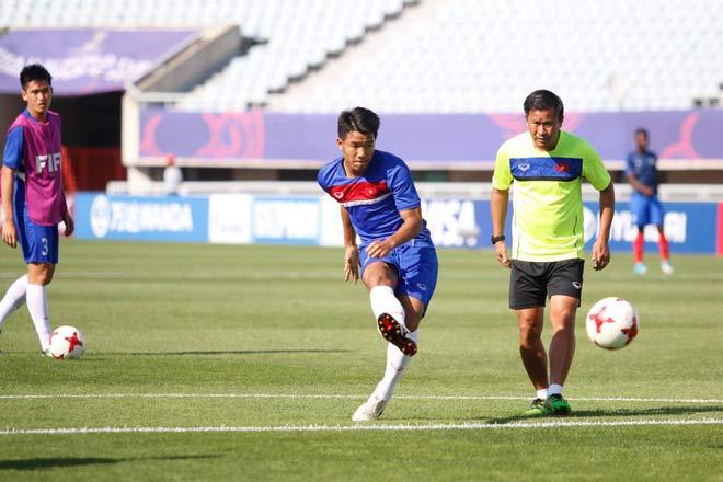 Chi tiết U20 Việt Nam – U20 Pháp: Tiến Dũng xuất thần (KT) - 12