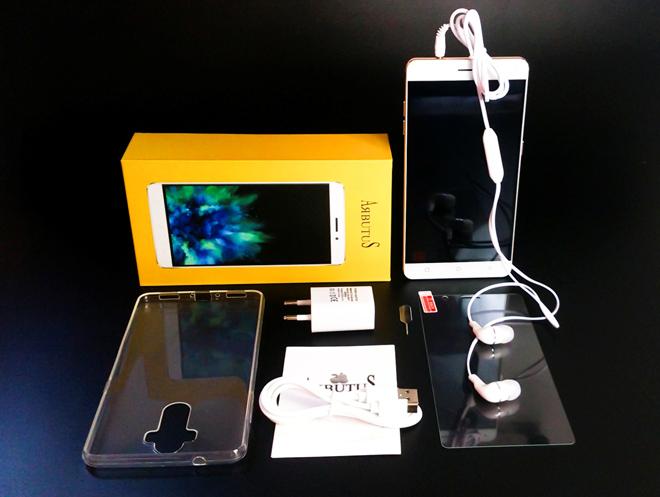 Arbutus trình làng Phablet màn hình 6 inch HD, giá chưa 2 triệu - 4