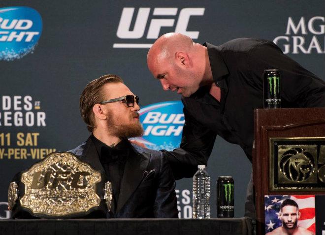 Mike Tyson: McGregor là gã nghiệp dư, không đủ tầm đấu Mayweather - 3