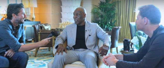 Mike Tyson: McGregor là gã nghiệp dư, không đủ tầm đấu Mayweather - 1