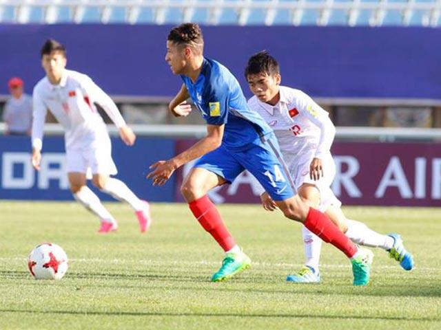 U20 Việt Nam - U20 Pháp: Rung chuyển vì bộ ba 90 tỷ đồng