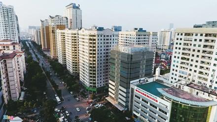 Luật Quy hoạch sẽ giải quyết việc nhồi cao ốc vào nội đô? - 1