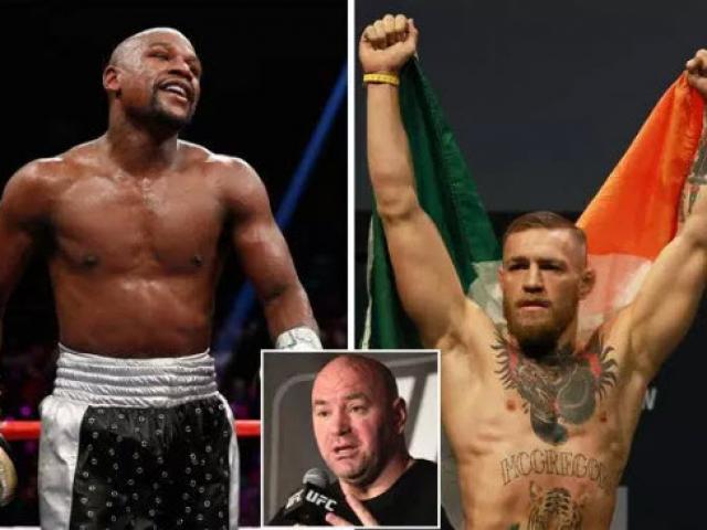 CHÍNH THỨC: McGregor – Mayweather định ngày đấu tỷ đô - 2