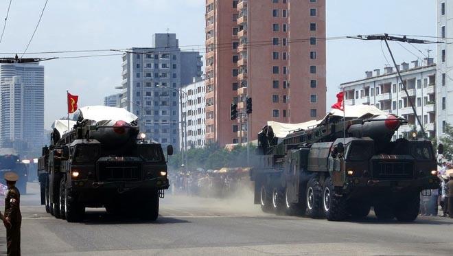 8 mục tiêu Mỹ có thể oanh tạc nếu đánh phủ đầu Triều Tiên - 6