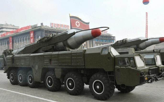 8 mục tiêu Mỹ có thể oanh tạc nếu đánh phủ đầu Triều Tiên - 5