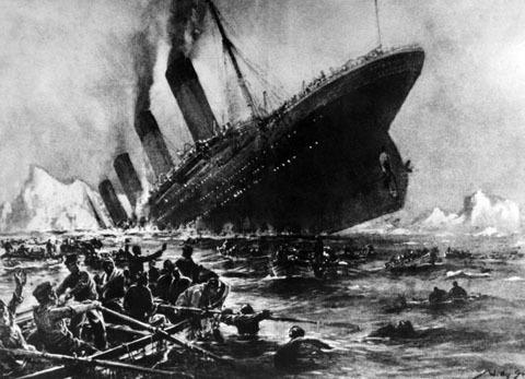 Đấu giá trăm triệu USD các cổ vật trên tàu Titanic - 1