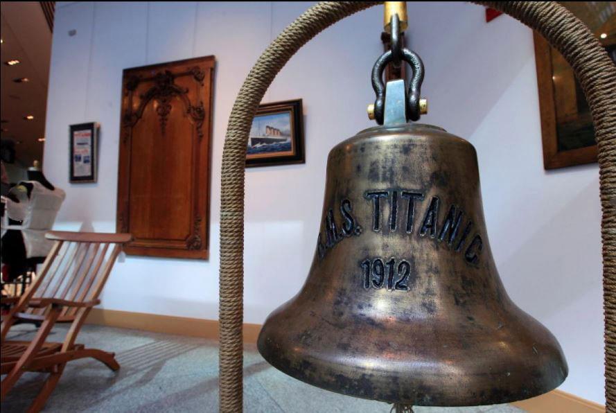 Đấu giá trăm triệu USD các cổ vật trên tàu Titanic - 9