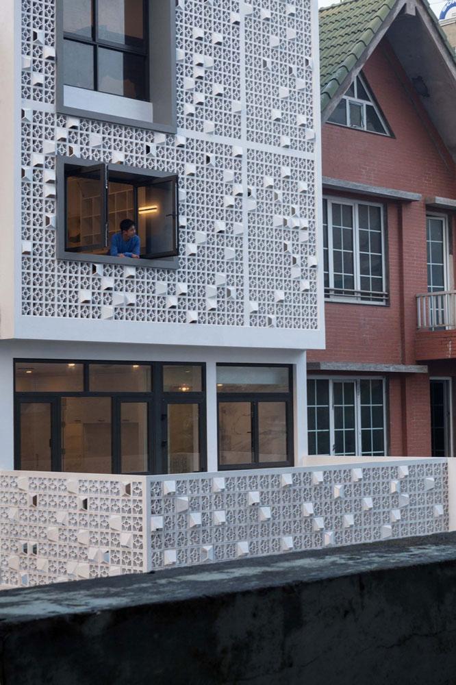Ngôi nhà trắng tinh khôi ở Hà Nội được báo Mỹ xuýt xoa khen ngợi - 3