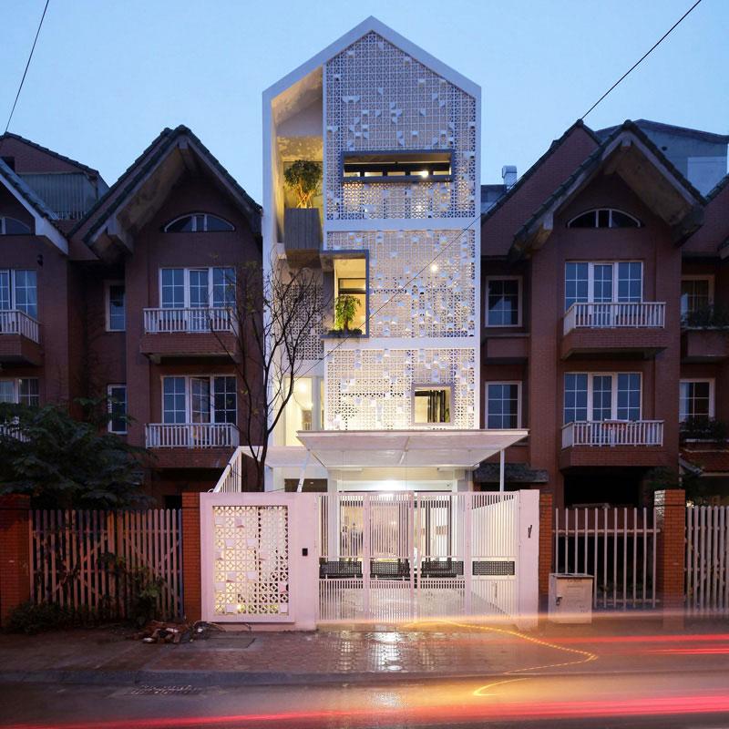 Ngôi nhà trắng tinh khôi ở Hà Nội được báo Mỹ xuýt xoa khen ngợi - 5