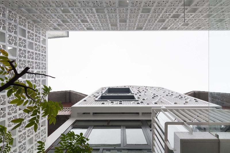 Ngôi nhà trắng tinh khôi ở Hà Nội được báo Mỹ xuýt xoa khen ngợi - 7