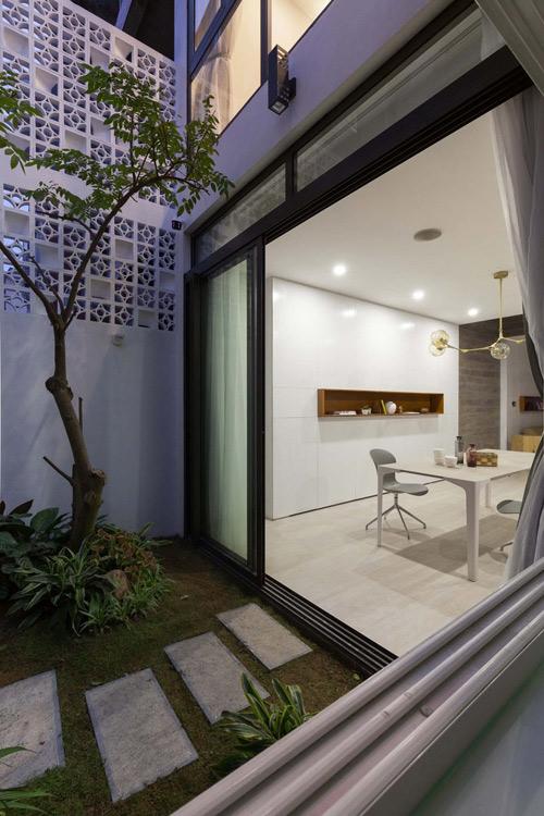 Ngôi nhà trắng tinh khôi ở Hà Nội được báo Mỹ xuýt xoa khen ngợi - 8