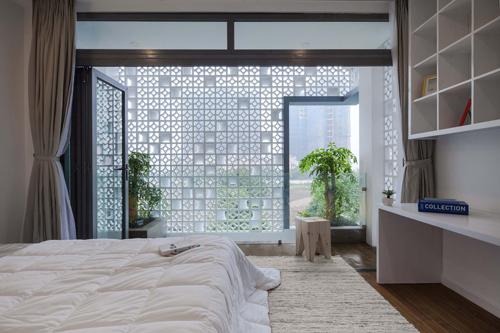 Ngôi nhà trắng tinh khôi ở Hà Nội được báo Mỹ xuýt xoa khen ngợi - 12