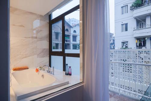 Ngôi nhà trắng tinh khôi ở Hà Nội được báo Mỹ xuýt xoa khen ngợi - 16