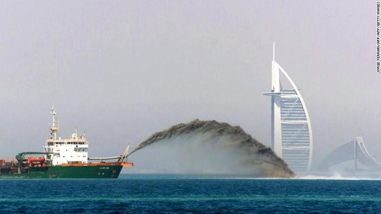 Dubai sắp có thêm đảo nhân tạo tỷ đô - 2