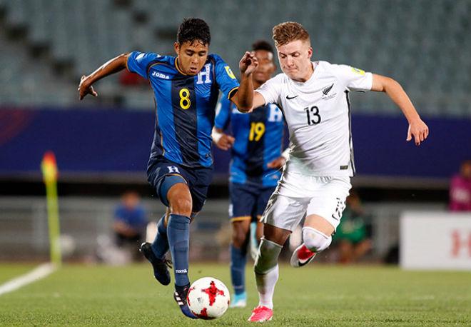 U20 Việt Nam được HLV New Zealand mách nước để thắng U20 Honduras - 1