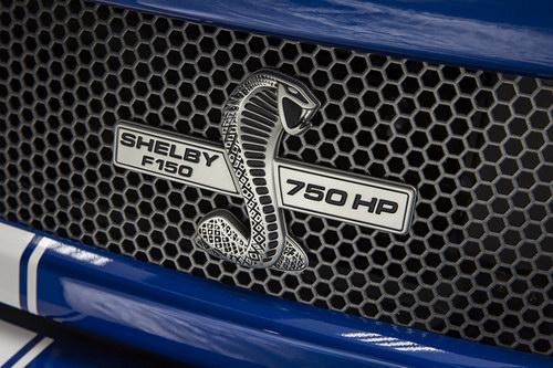 """""""Siêu bán tải"""" Shelby F-150 Super Snake 2017 giá 2,2 tỷ đồng - 4"""