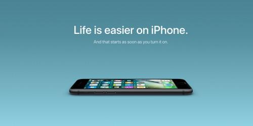 'Xử' xong Windows, Apple chuyển sang lôi kéo khách hàng Android - 1