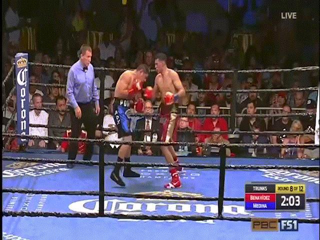 Kinh điển boxing: 1 giây 10 đấm, đối thủ