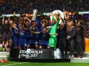 """Bóng đá - MU đoạt vé dự cúp C1: """"Ngất"""" với biển tiền & Dream Team"""