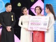 Ca nhạc - MTV - Trấn Thành trích tiền riêng tặng bà nội 62 tuổi chạy xe ôm nuôi 3 cháu