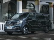 Tư vấn - Renault Trafic SpaceClass: Đối thủ Mercedes V-Class