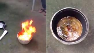 Vụ nước giếng bốc cháy ở Đồng Nai: Bí ẩn chưa có lời giải