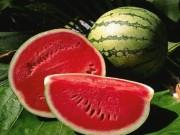 Ẩm thực - Mẹo chọn dưa hấu ngon trăm quả như một không phải ai cũng biết