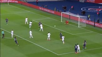 Bàn thắng đẹp V38 Ligue 1: Siêu phẩm nhẹ tựa lông hồng