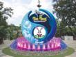 Thỏ Trắng ra mắt sân khấu biểu diễn bong bóng nghệ thuật triệu đô
