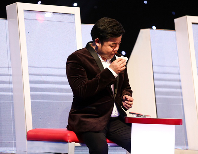Ngọc Sơn, Quang Lê bật khóc nức nở trên sóng truyền hình - 2