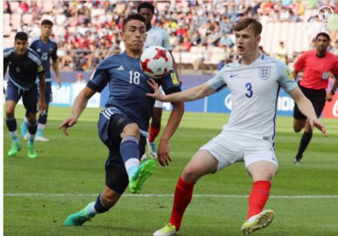U20 World Cup ngày 7: Anh quyết hạ chủ nhà, Đức ở thế chân tường - 2