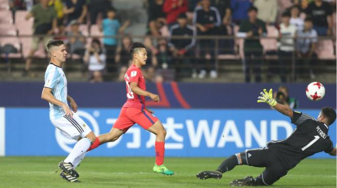 U20 World Cup ngày 7: Anh quyết hạ chủ nhà, Đức ở thế chân tường - 1