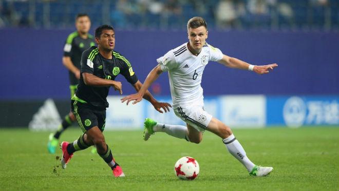U20 World Cup ngày 7: Anh quyết hạ chủ nhà, Đức ở thế chân tường - 3