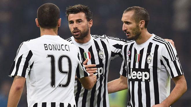 Chung kết cúp C1 Real - Juventus: Siêu đinh ba đấu kiềng 3 chân - 2
