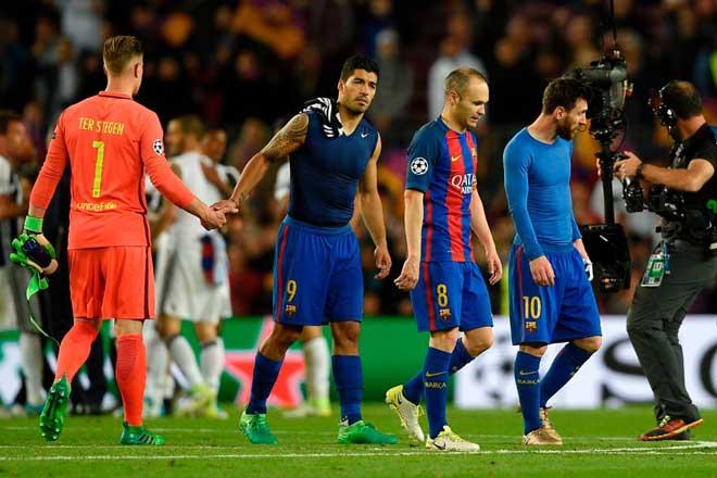 """Chung kết cúp nhà vua: Barca nhờ Ro """"vẩu"""" tiếp lửa cho Messi - 1"""