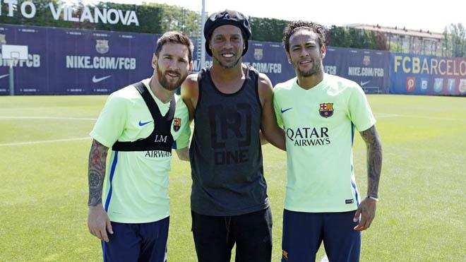 """Chung kết cúp nhà vua: Barca nhờ Ro """"vẩu"""" tiếp lửa cho Messi - 2"""